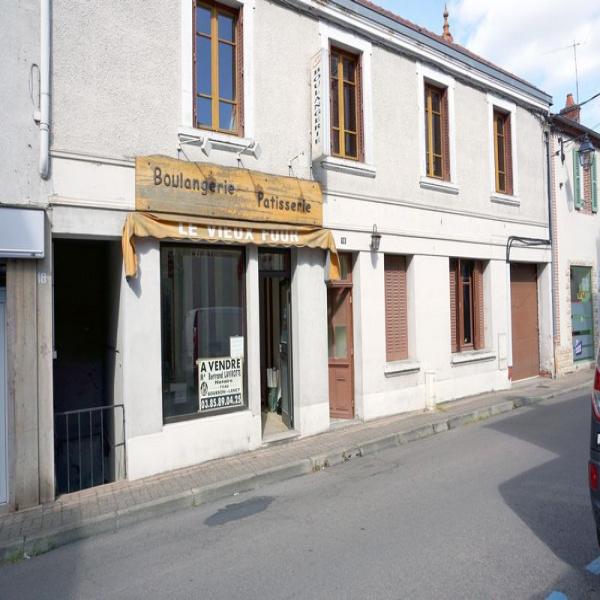 Offres de vente Maison Bourbon-Lancy 71140