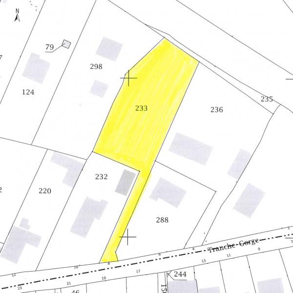 Offres de vente Terrain Vitry-en-Charollais 71600