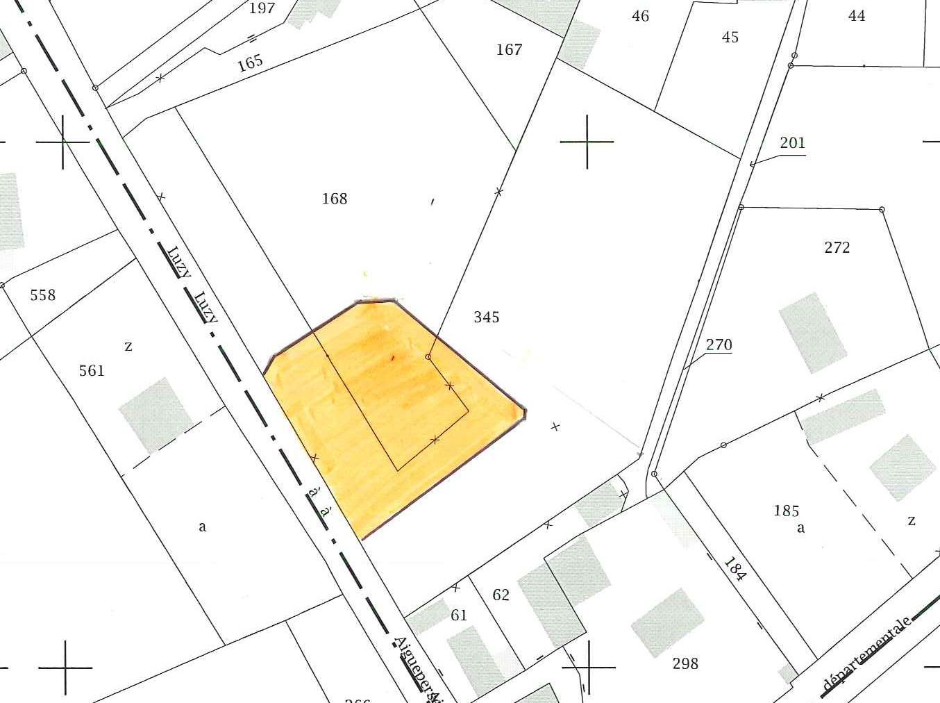 Offres de vente Terrain Saint-Aubin-en-Charollais 71430